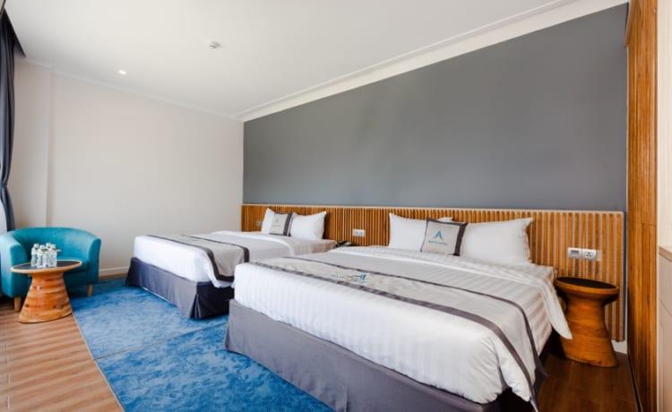 Khách sạn An Phú - Phú Quốc - Phòng gia đình hạng sang