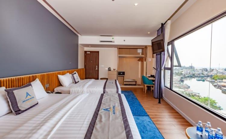 Khách sạn An Phú - Phú Quốc - Căn hộ gia đình hướng sông