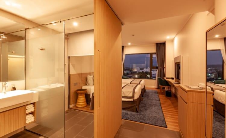 Khách sạn An Phú - Phú Quốc - Phòng cao cấp giường đôi hoặc giường đơn