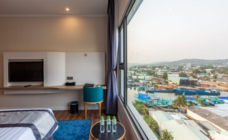 Khách sạn An Phú - Phú Quốc - Phòng cao cấp dành cho 3 người